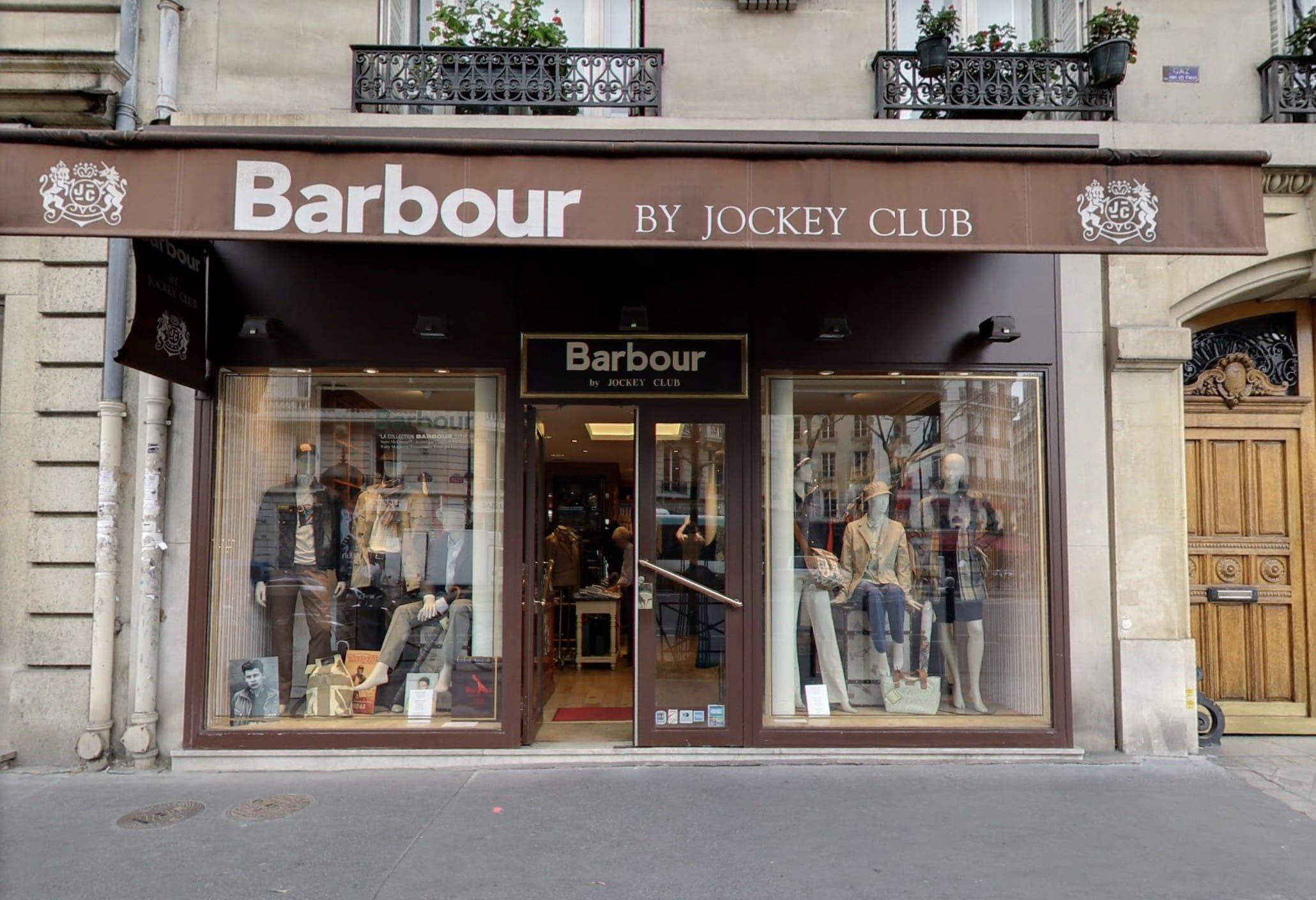 1c02e6af226341 Barbour Paris - Boutique Veste Homme Femme Barbour France