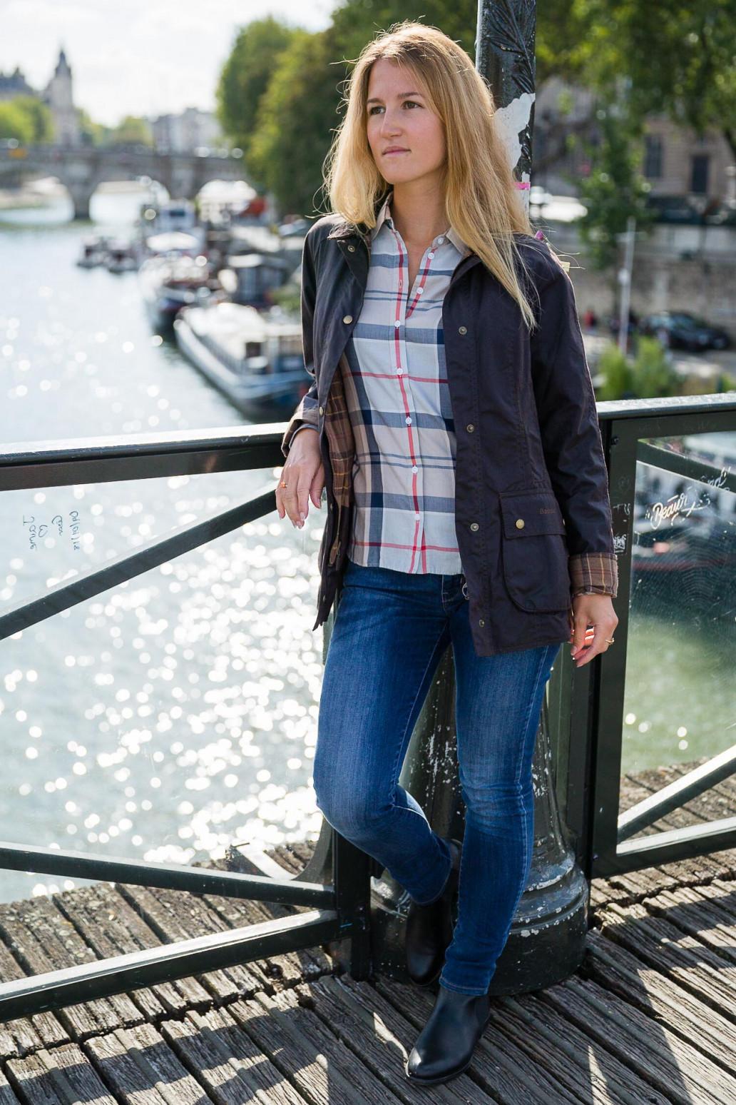 Barbour Paris - Boutique Veste Homme Femme Barbour France 01b053afd00f